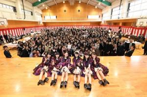 AKB48 SHOW! 寄中学校 閉校式
